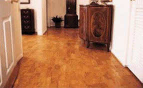Cork Flooring at Timberline Flooring Houston