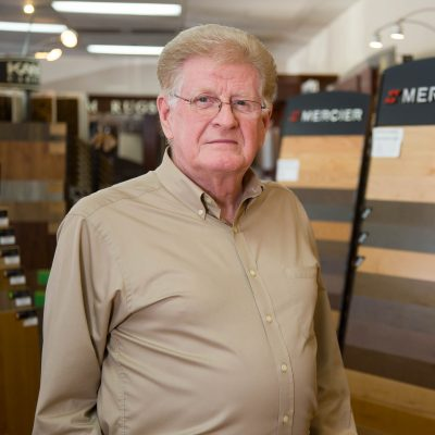 Micheal O'Brien-Sales Manager- Timberline Flooring-Crop