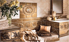 Crossville Porcelain Tile Questech Metals