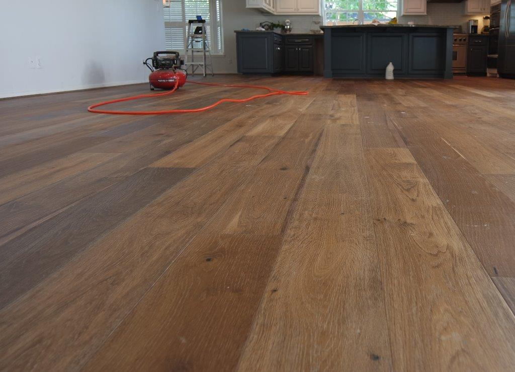 Protecting your hardwood flooring for Hardwood floors cleaning