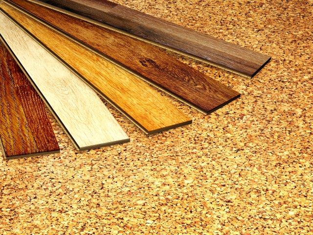 Consider eco friendly flooring for your next home for Sustainable cork flooring