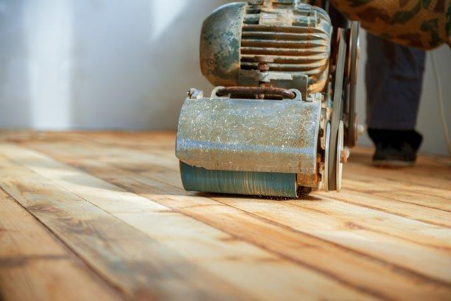 Ways Of Reducing Dust When Sanding Hardwood Floors
