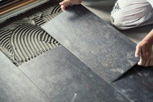 Tile porosity and home flooring installation