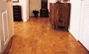 Cork Flooring at Timberline Flooring Houston