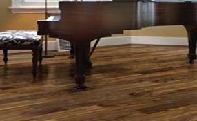 EarthWerks Prestige Collection Green Flooring