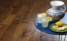 EarthWerks Traveler Collection Green Flooring