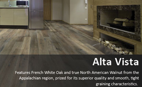 Hallmark Hardwood Flooring Alta-Vista Collection