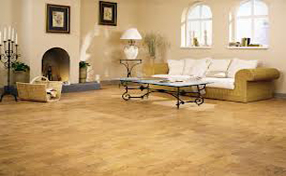 Natural Cork Flooring at Timberline Flooring Houston