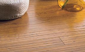 Teragren Bamboo Floor Portfolio Hewn Tawny