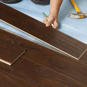 Engineered and Solid Hardwood