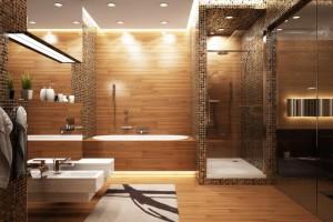 Bathroom Floor and Design
