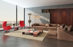 Hardwood Flooring Design and Ideas