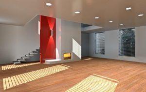 Hardwood Flooring Project in Houston TX