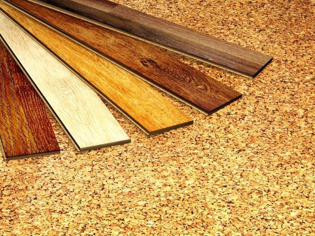 Eco Friendly Cork Flooring