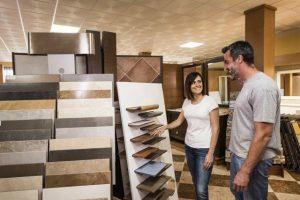 choosing porcelain floors