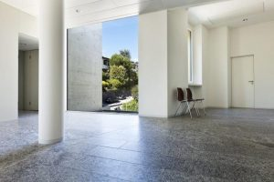 House with Granite Floor Design