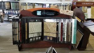 Tomberline Flooring Houston Showroom Carpet section
