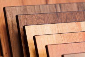 Attractive cork floor for modern flooring design