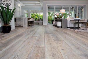 Luxury interior flooring design