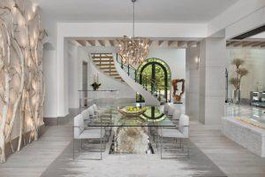 European High-End Elegant Floor