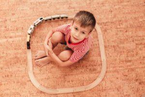 Luxury Cork Floors for Child Room