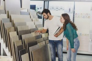 Couple are Looking for Quality Tile Flooring