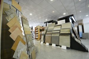 Store with premium flooring products