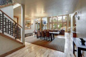 Modern luxury flooring and interior design